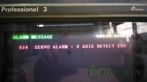 Hệ điều khiển Fanuc 33