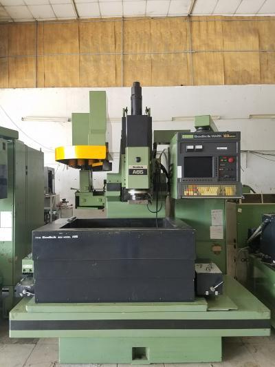 Máy bắn điện CNC - Sodick A65