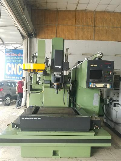 Máy bắn điện CNC - Sodick A65R