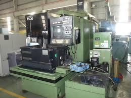 Máy cắt dây CNC 5