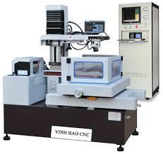 Máy cắt dây CNC 8