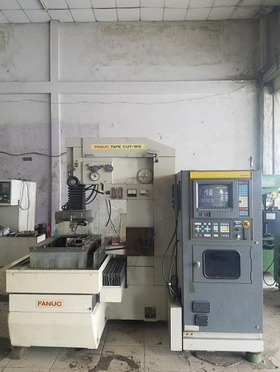 Máy cắt dây CNC - Fanuc Cut W2