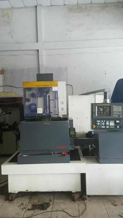 Máy cắt dây CNC - FANUC ROBOCUT Alpha - 1C