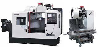 Máy Phay CNC 10