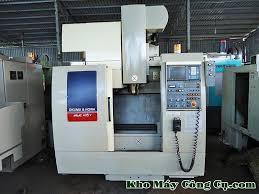 Máy Phay CNC 27
