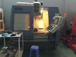 Máy Phay CNC 35