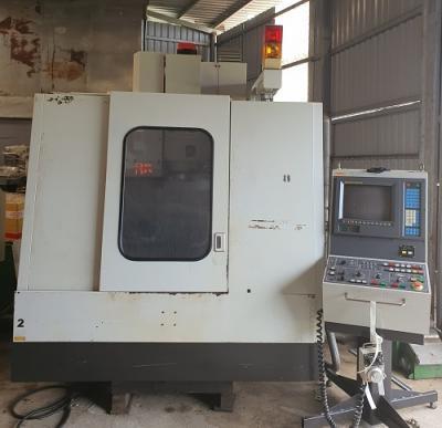 Máy phay CNC - HAMAI EM - 3