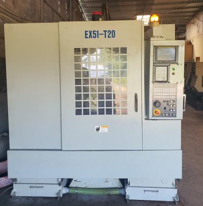 MÁY PHAY CNC - KIWA EX51-T20