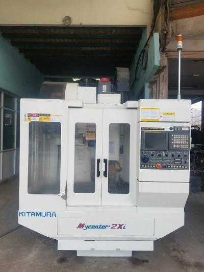 Máy Phay CNC - KITAMURA MYCENTER - 2Xi
