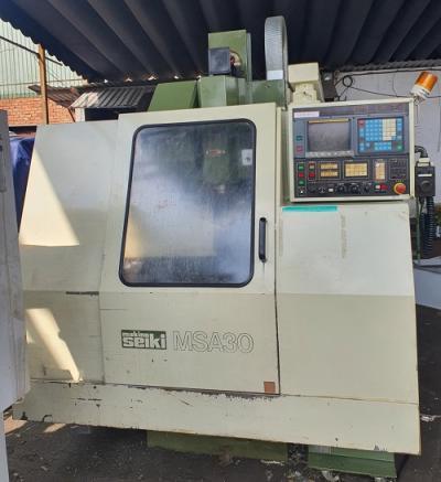 Máy phay CNC - MAKINO MSA30 - 20