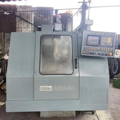 Máy phay CNC - MAKINO MSA40-20