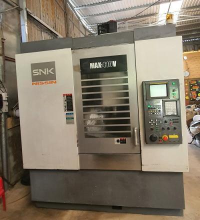 Máy phay CNC - NISSIN MAX - 410V