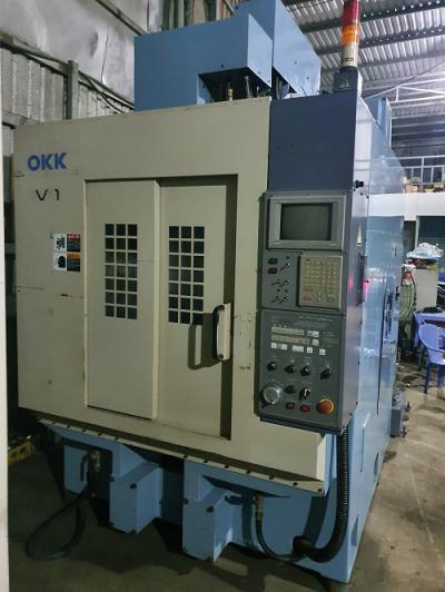 MÁY PHAY CNC - OKK V1