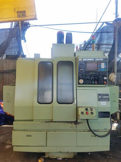 Máy phay CNC - TAKISAWA MAC - V2E