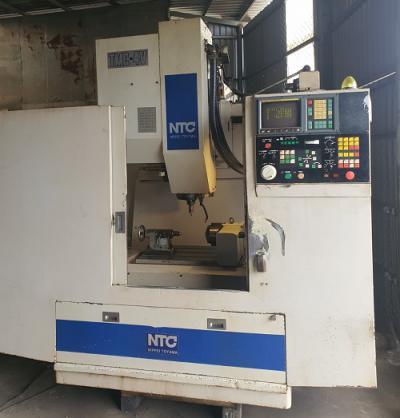 Máy Phay CNC - TOYAMA TMC - 4V