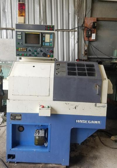 Máy tiện CNC - HASEGAWA J24