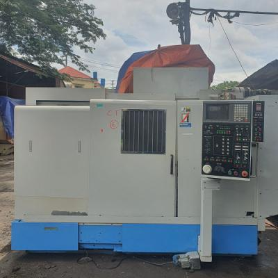 Máy tiện CNC - MICROSTART TNC-LM3