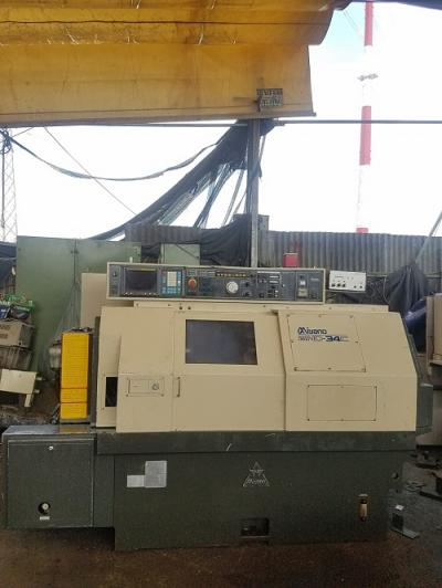 Máy tiện CNC - Miyano BND - 34C