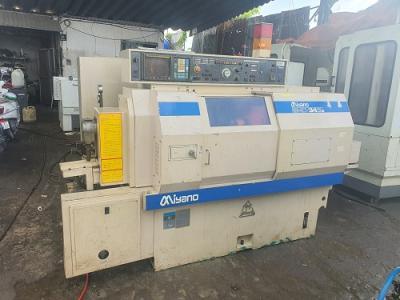 Máy tiện CNC - MIYANO BND - 34S2