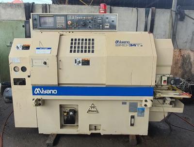 Máy tiện CNC - MIYANO BND-34T3