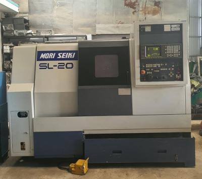 Máy tiện CNC - MORI Seiki SL - 20