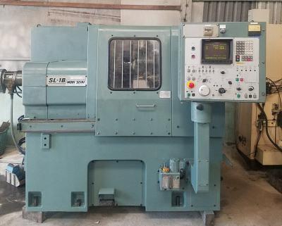 Máy tiện CNC - Mori SL - 1B