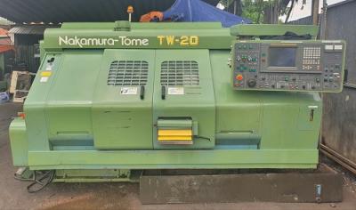 Máy tiện CNC - NAKAMURA TW20MM