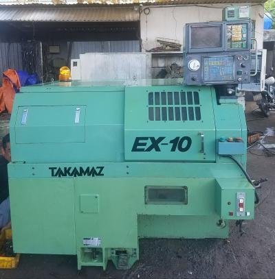 Máy tiện CNC - TAKAMAZ EX - 10